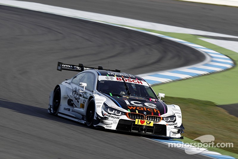 DTM reveals driver numbers choices
