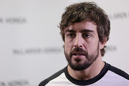 """""""Estoy completamente bien"""", dice Fernando Alonso"""