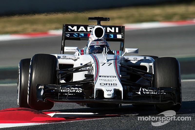 Bottas mantiene la regularidad de Williams