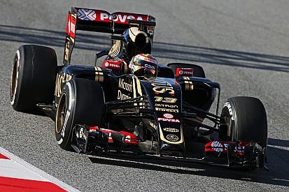Maldonado completes the distance of two Grands Prix at Barcelona