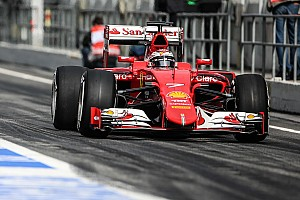 Formula 1 Testing report Ferrari: The second day of testing at the Catalan circuit