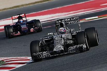Ricciardo has a trouble-free day in Barcelona