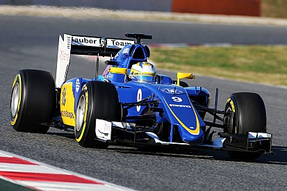 The third day of testing in Barcelona goes according to plan for the Sauber F1 Team