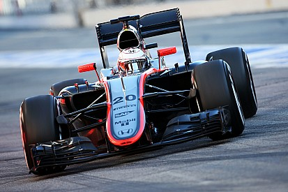 With Magnussen replacing Alonso, McLaren completes a useful test programme in Barcelona