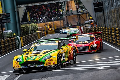 GT Serie de Asia se prepara con un programa de 12 carreras para 2015