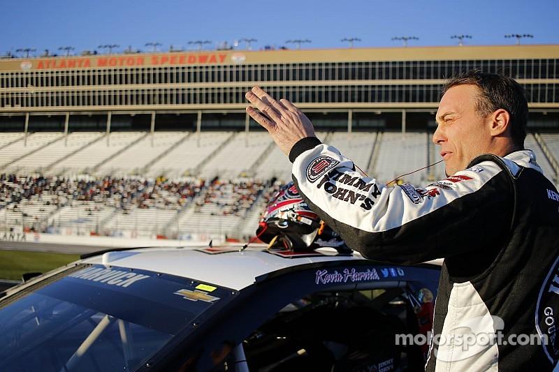 Kevin Harvick no está sorprendido por las altas velocidades en Atlanta