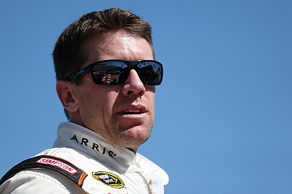 Carl Edwards looks for his first JGR win at Atlanta
