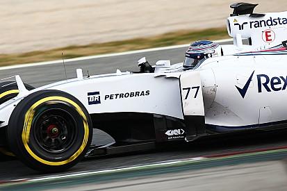 Bottas fastest for Williams on final morning in Barcelona