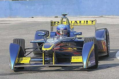Fórmula E toma las calles de Ginebra