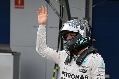Nico Rosberg optimista para Australia