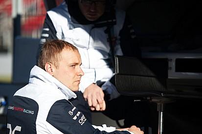 Williams termina como el más rápido