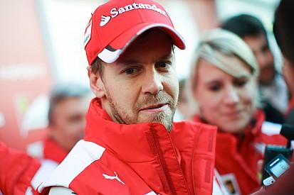 Ferrari deja los test de invierno feliz por los resultados