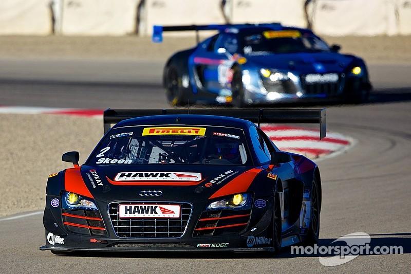 World Challenge with six Audi teams