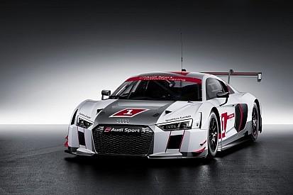 Presentan el nuevo Audi R8 LMS en Ginebra