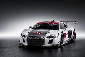 GT Noticias Presentan el nuevo Audi R8 LMS en Ginebra