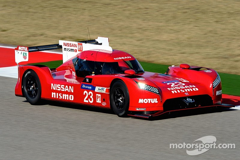 Audi y Nissan empiezan test en Sebring