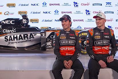 Force India: Хюлькенберг и Перес отработают на тестах в Барселоне