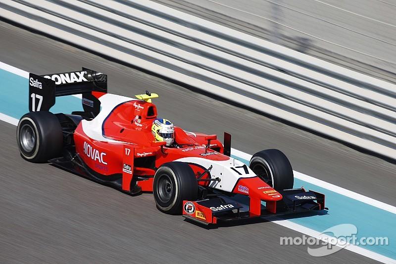 Негран еще на год останется в GP2 с Arden