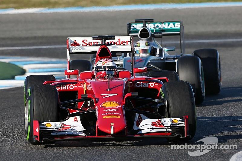 Анонс тестов Ф1 в Барселоне: пора показывать истинную скорость