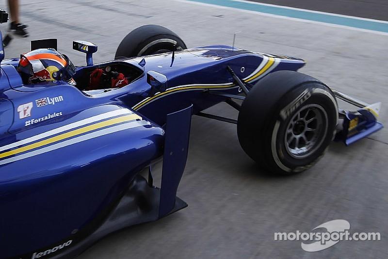 Алекс Линн провел призовые тесты GP2 в Бахрейне