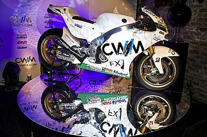 Команда LCR Honda представила новый мотоцикл MotoGP