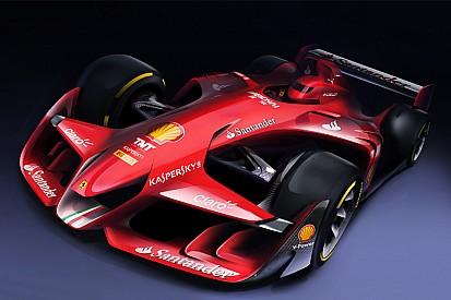 Феттель: Концепт автомобиля Ф1 от Ferrari – это очень круто
