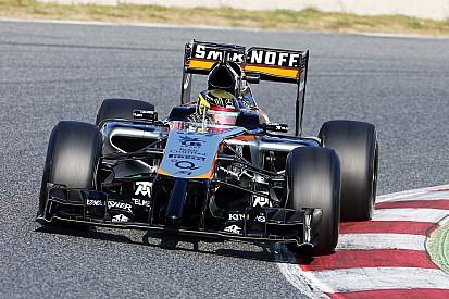 В Force India похвалили Верляйна за отсутствие ошибок