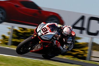 Джонатан Рей выиграл первую гонку мирового Супербайка в Филлип-Айленде
