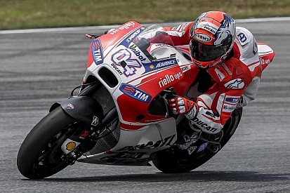 Андреа Довициозо доволен новым мотоциклом Ducati