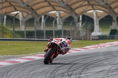 Маркес возглавил протокол второго дня тестов MotoGP на Сепанге