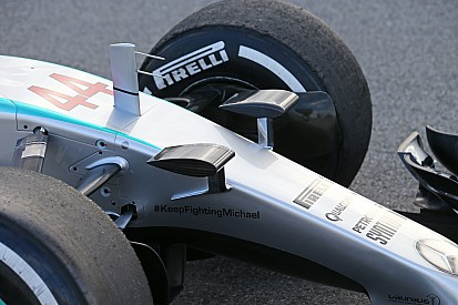 Mercedes удалось обойти регламент