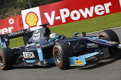 Бертон продлил контракт с Lazarus в GP2