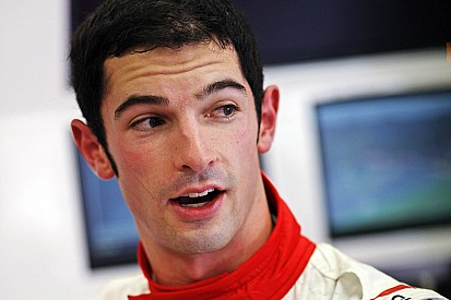 Александр Росси стал пилотом Racing Engineering в GP2