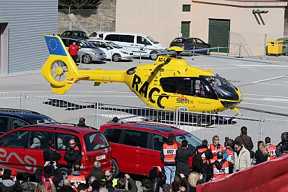 Перегрузка в момент аварии Алонсо составила 31g