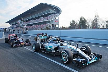 Феттель: Мы знали, что Mercedes впереди