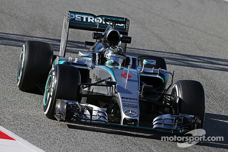 Дневник финальных тестов, день второй: Mercedes раскрывает карты