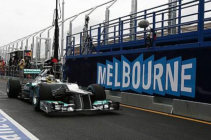 На старт в Мельбурне могут выйти только 12 машин