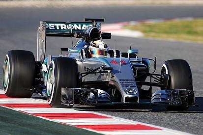 Дневник финальных тестов, день третий: сомнений в скорости Mercedes больше нет