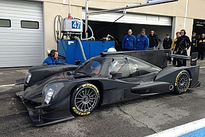 WEC Interview ORECA 05 a massive step forward - Howson