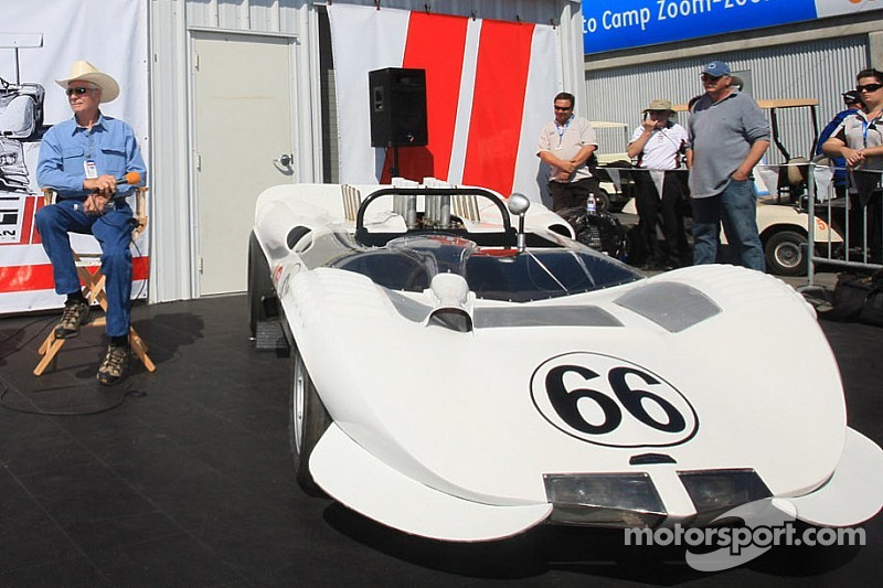 50 Years After Stunning Victory Iconic Chaparral 2 Returns To Twelve Hours Of Sebring
