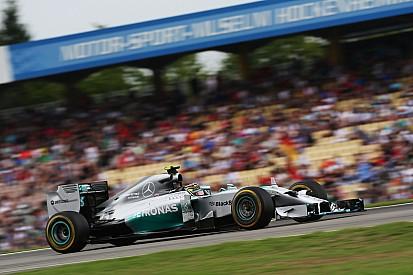 German GP must meet 'conditions' - Ecclestone