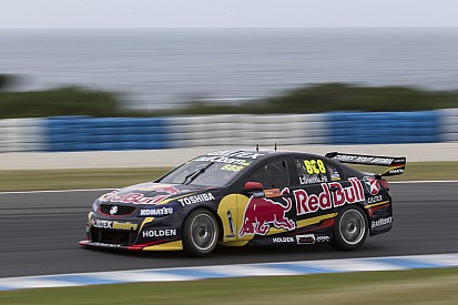 Triple Eight expands to three cars, signs Van Gisbergen