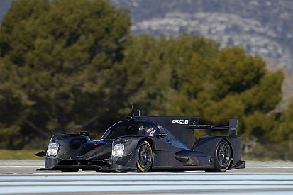 KCMG completes successful shakedown of ORECA 05 at Paul Ricard
