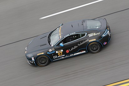 TRG-AMR driver Kris Wilson takes gts pole at Circuit of The Americas