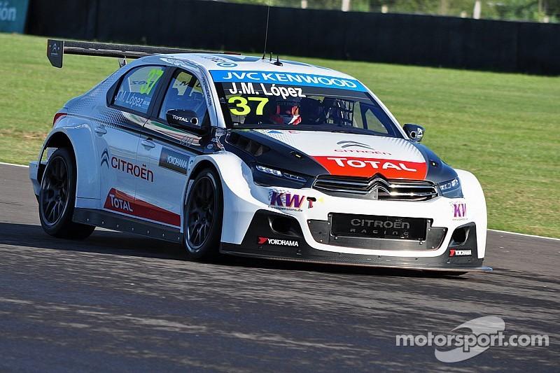 Champion López takes pole position for WTCC race of Argentina