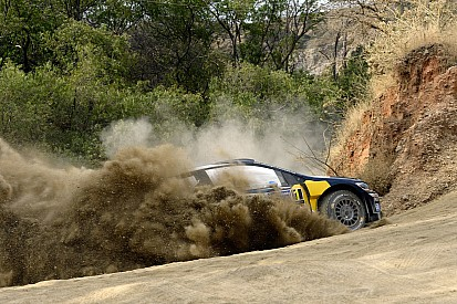 Ogier dominates Rally Mexico as opposition falters