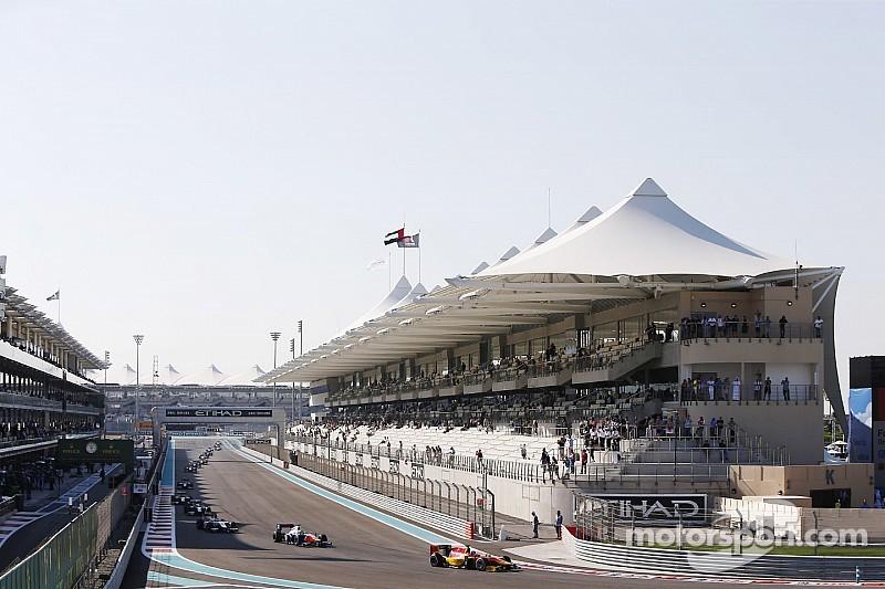 The 2015 pre-season GP2 tests start at Yas Marina