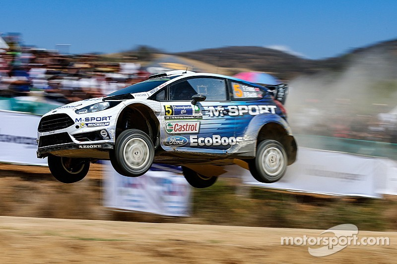 """Evans holds strong fourth as """"Titänak"""" is resurected"""