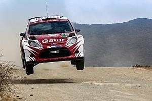 WRC Noticias de última hora Victoria de Nasser en WRC 2