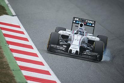 В Williams настроены больше рисковать в 2015-м